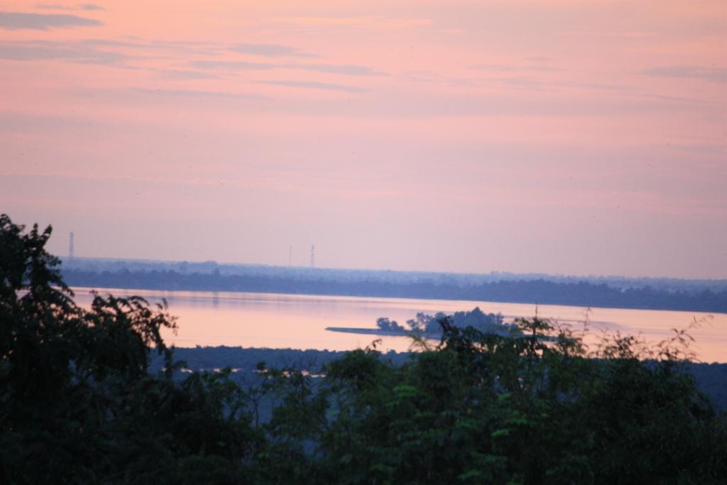 Sunset from Phnom Bakhang