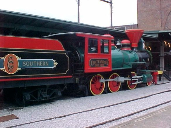 The Chattanooga Choo-choo