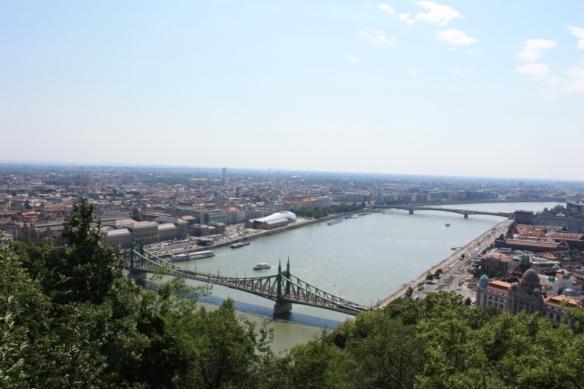 Budapest's south side