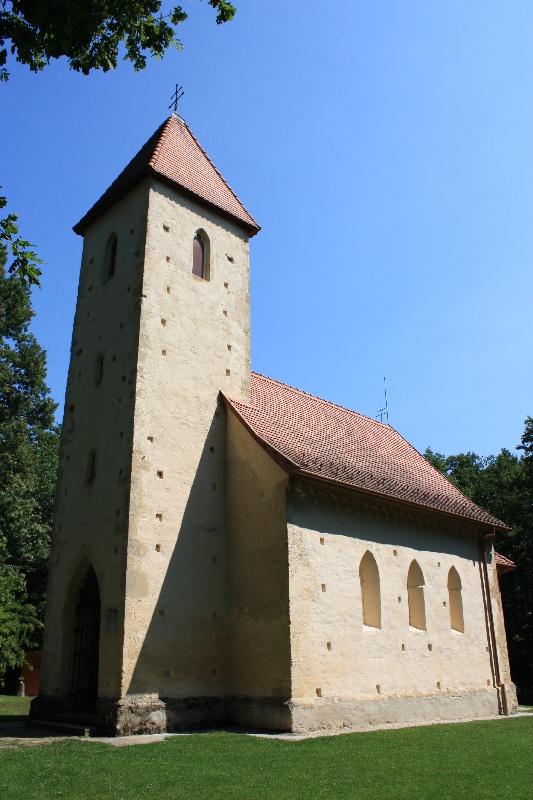 Árpád era chapel