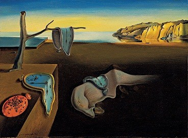 The Persistence of Memory by Salvador Dalí, 1931