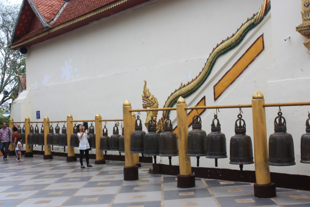 Taken October 2012 at Wat Phrathat, Doi Suthep (near Chiang Mai.)