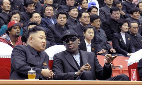 Dear Leader, Version 3.0, and Dennis Rodman