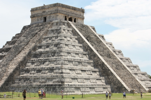 Taken 2009 at Chichen Itza