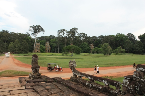 Taken in October 2012; Angkor, Cambodia