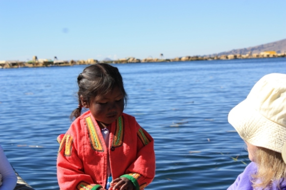 Taken July 2010 on Lake Titicaca.