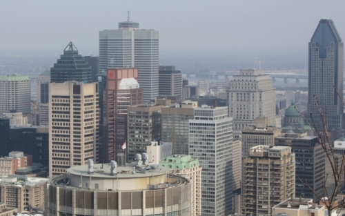 Taken in March of 2011 in Montreal