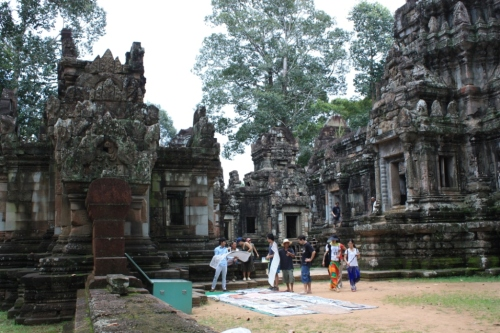 Taken in October of 2012 in Angkor, Cambodia