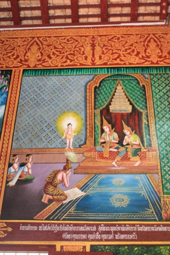 Taken October 2012 at Wat Chiang Man.