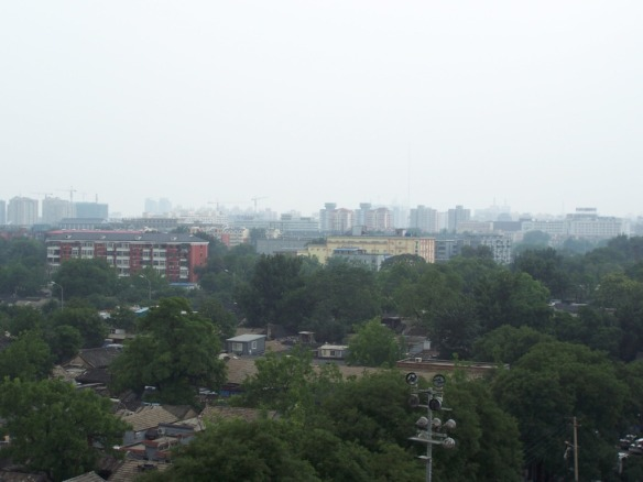 Taken in the summer of 2008 in Beijing China.