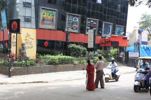 MTR Gandhi Nagar location.