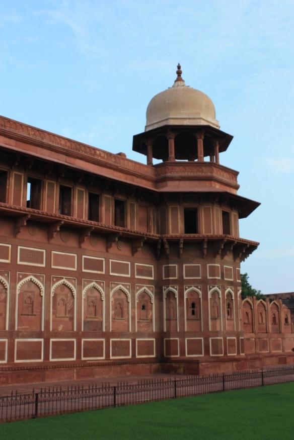 Taken October 12, 2013 in Agra.