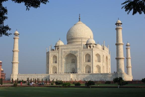Taken October 13, 2013 in Agra, India.