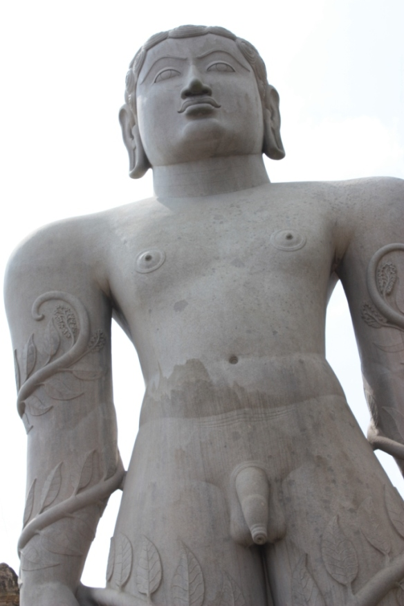 Taken on November 23, 2013 on Shravanabelagola Hill
