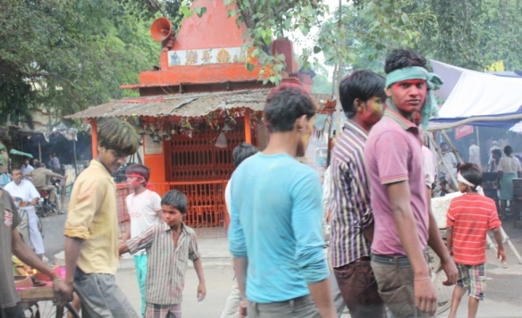 Taken on October 12, 2013 in Agra