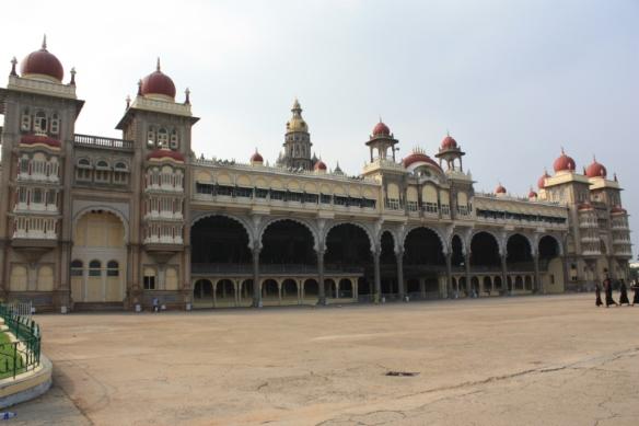 Taken November 29, 2013 in Mysore.