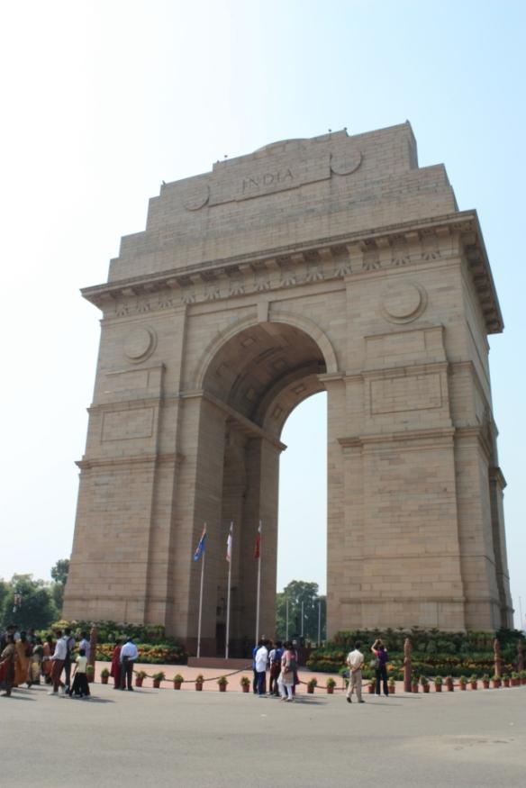 Taken October 16, 2013 in Delhi.