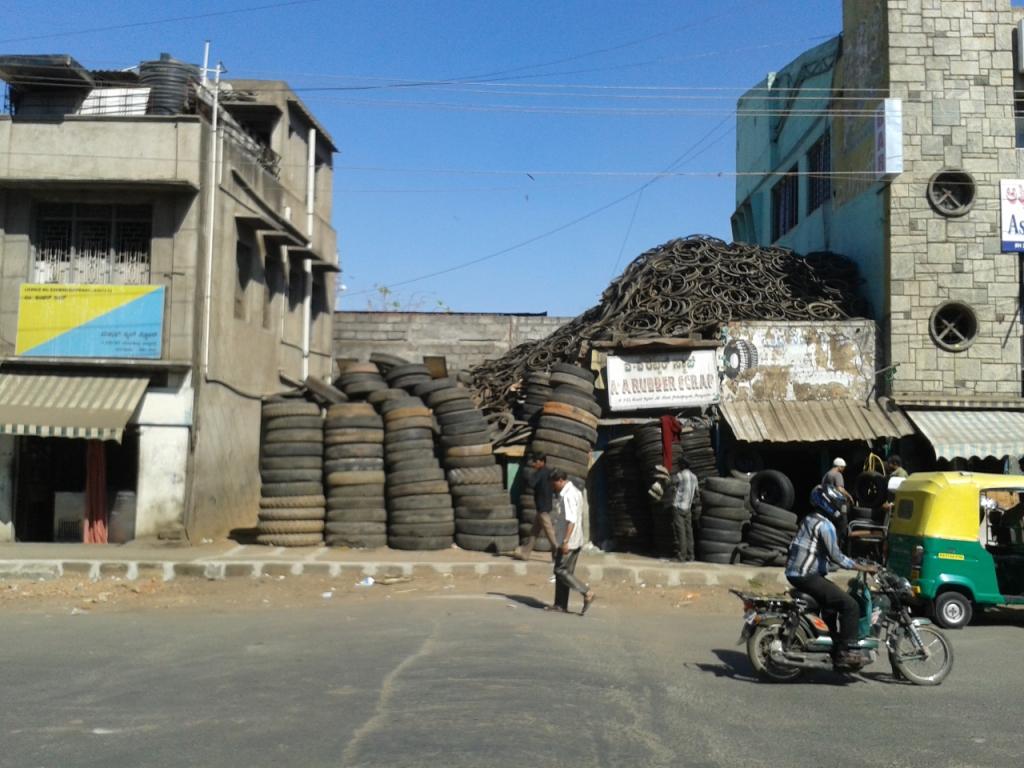 Taken on February 26, 2014 in Bangalore.
