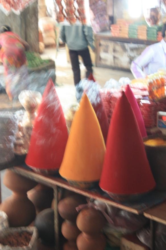Taken in October of 2013 in KR (City) Market in Bangalore.