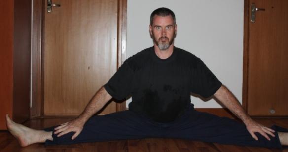 Straddle Stretch (Upavisthakonasana)