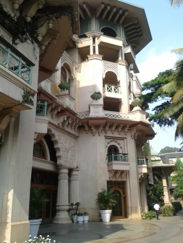 Taken April 13, 2014 in Bangalore.