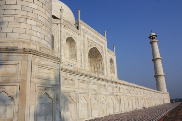 Taken in October of 2013 in Agra.
