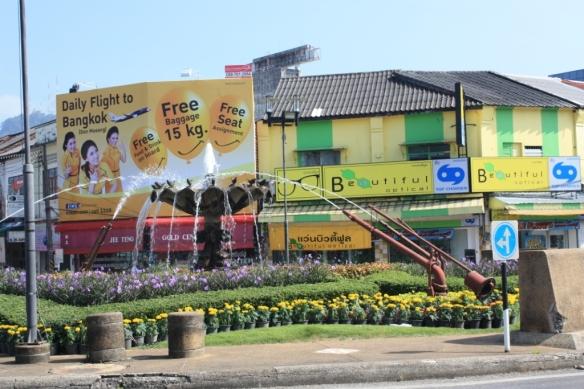 Taken in January of 2014 in Phuket Town.