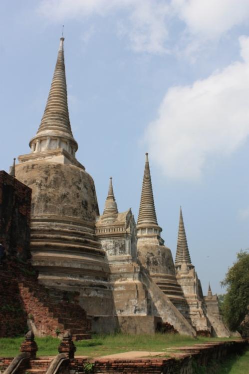 Taken in October of 2012 in Ayutthaya, Thailand