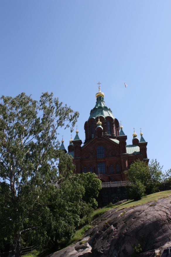 Taken in the summer of 2011 in Helsinki.