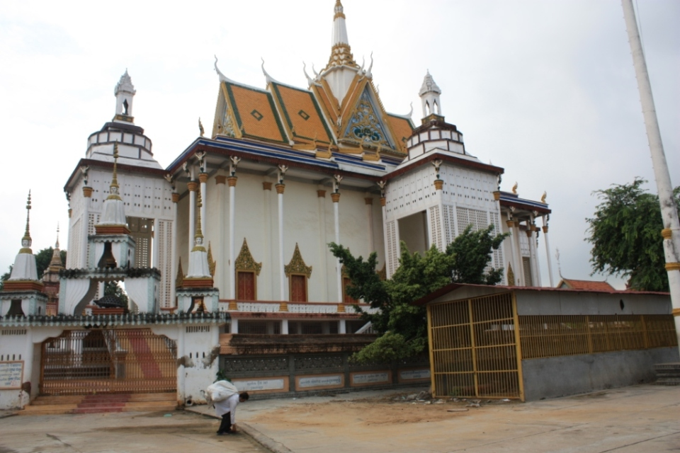 Taken in October of 2012 in Phnom Penh.