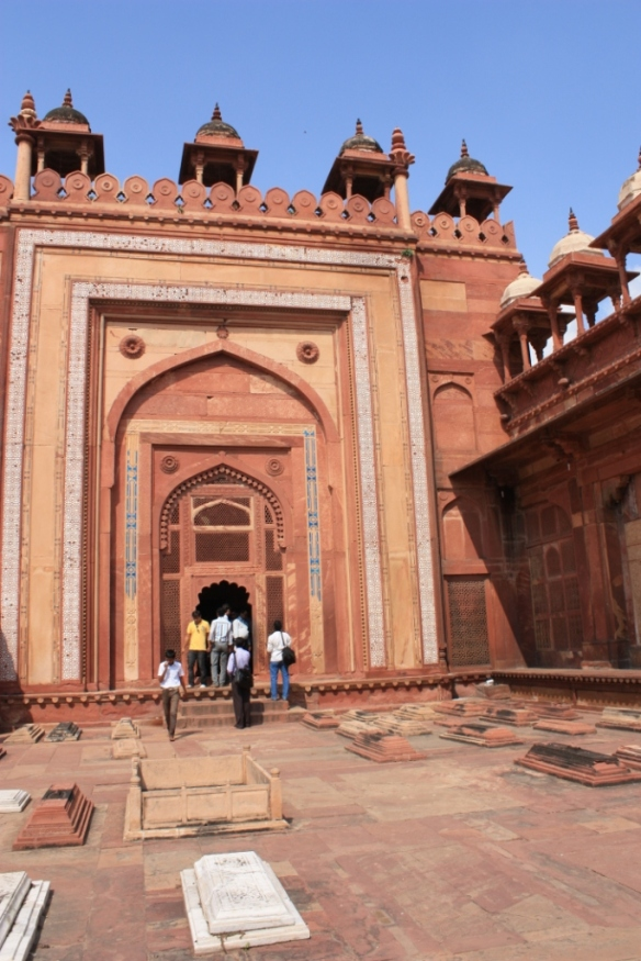 Taken in October of 2013 at Fatehpur Sikri.