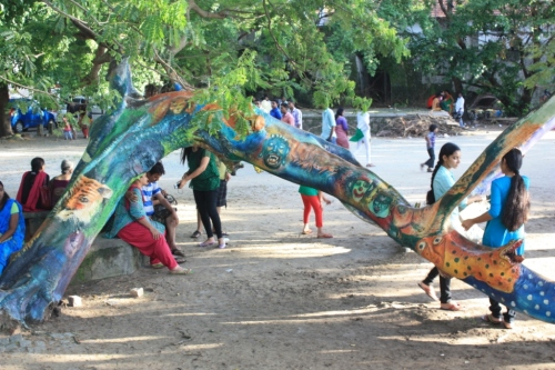 Taken in Kochi (Cochin) on July 7, 2014.
