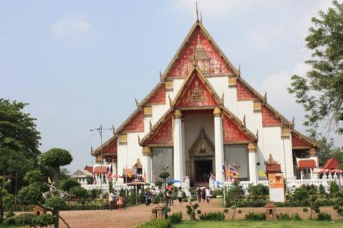 Taken in October of 2012 in Ayutthaya, Thailand.