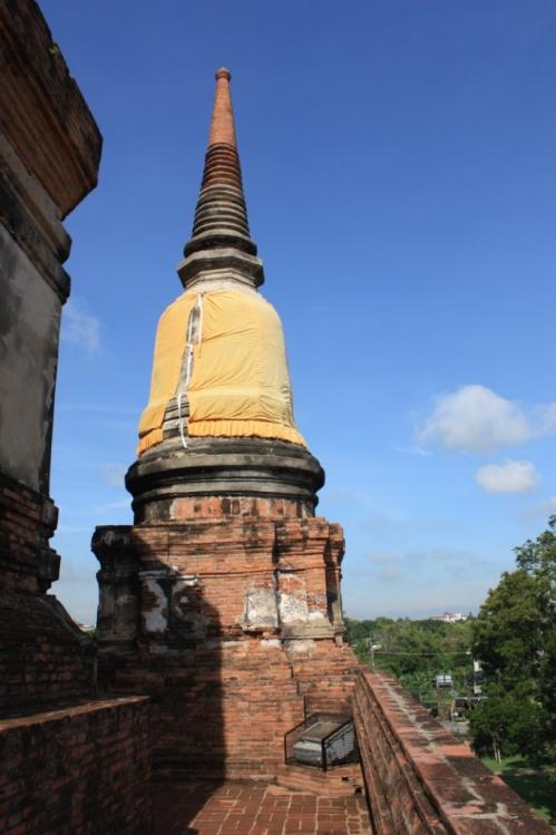 Taken August 25, 2014 in Ayutthaya.