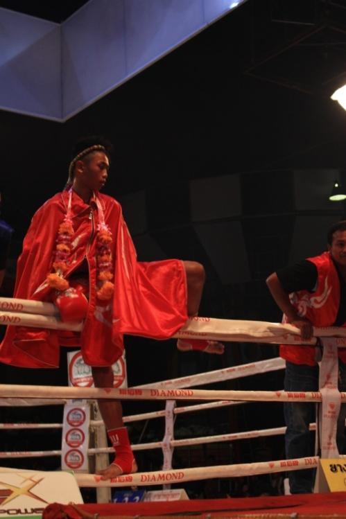 Taken on August 31, 2014 at Rangsit International Boxing Stadium.
