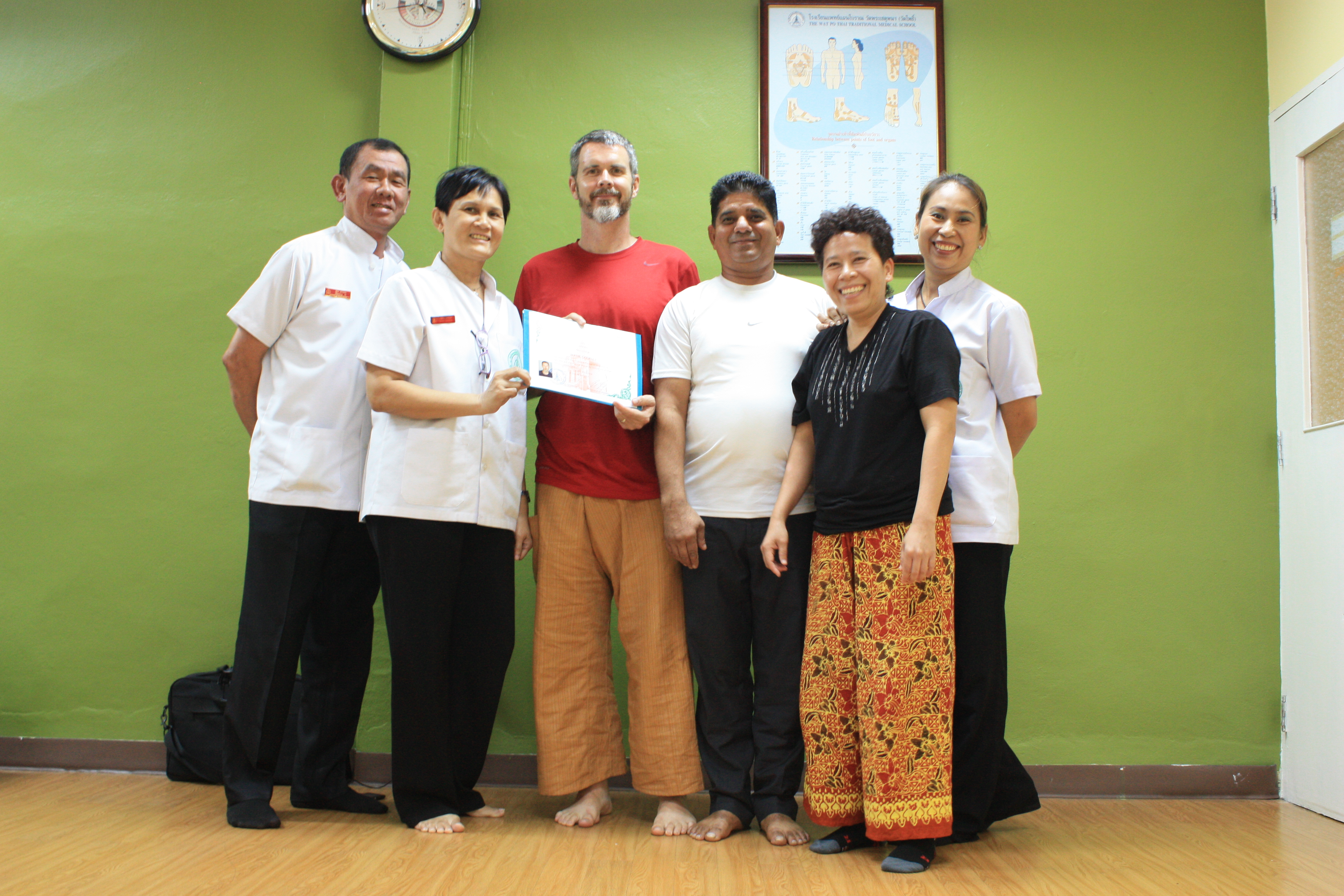 thai institute of healing arts reviews