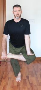 Version 2 with wrist stretch.