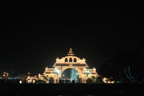 Taken October 3, 2014 in Mysore