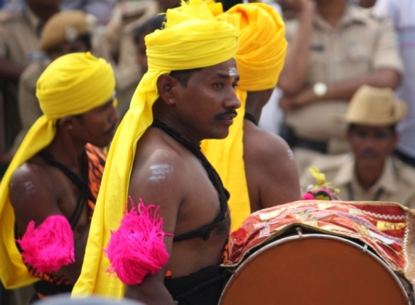 Taken on October 4, 2014 in Mysore