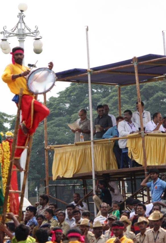 Taken October 4, 2014 in Mysore