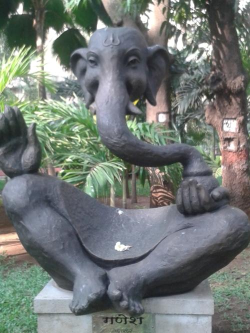 Taken on November 23, 2014 at Somaiya College in Mumbai