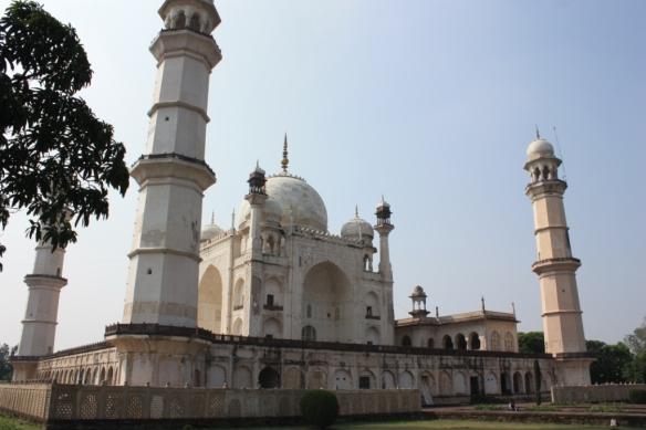 Taken on November 18, 2014 in Aurangabad
