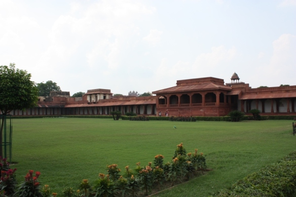Taken in the Fall of 2013 at Fatehpur Sikri