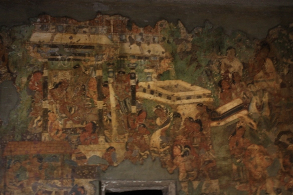 Taken on November 19, 2014 in Ajanta Caves