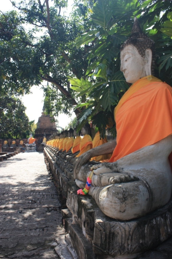 Taken in August of 2014 in Ayutthaya, Thailand.