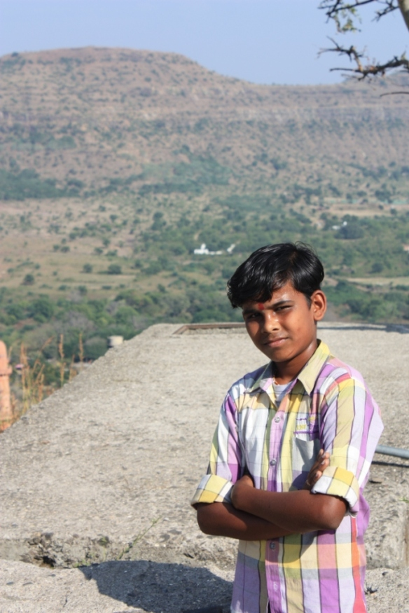 Taken on November 20, 2014 at Daulatabad Fort