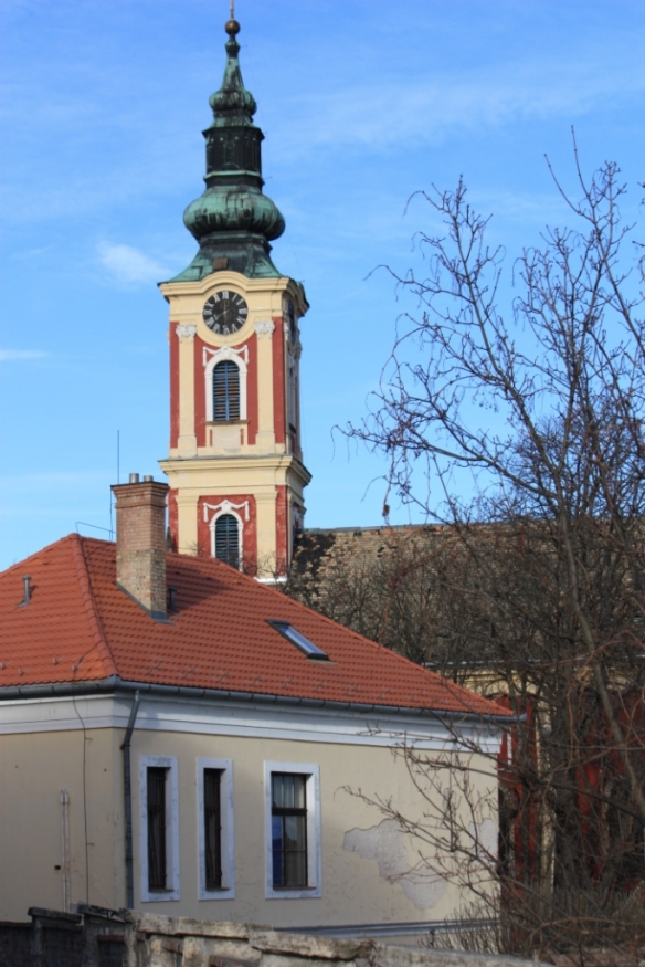 Taken in December of 2014 in Szentendre, Hungary