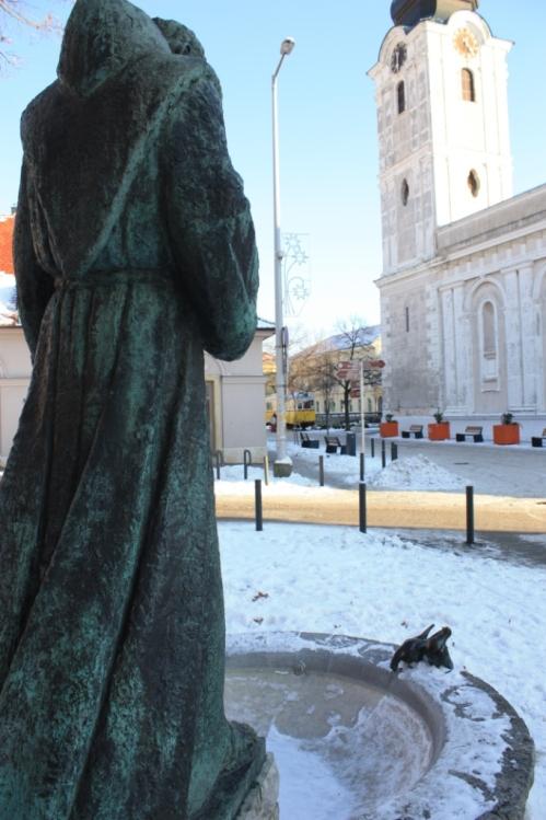 Taken in Pécs in December of 2014.