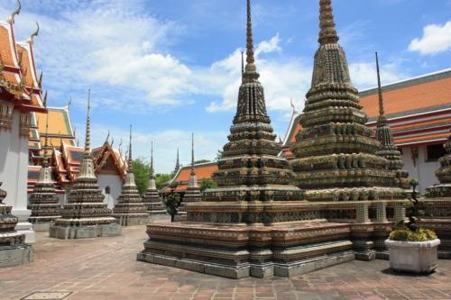Taken in September of 2014 at Wat Po in Bangkok.