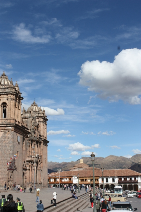 Taken in July of 2010 in Cusco.